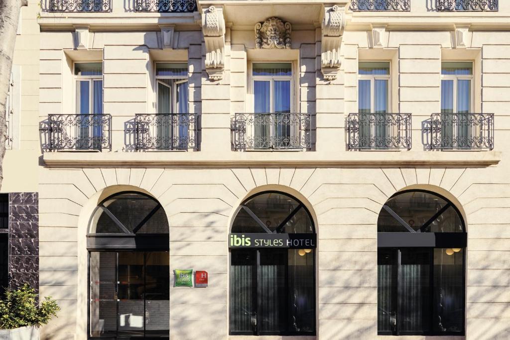 Ibis styles marseille gare saint charles marsiglia u prezzi