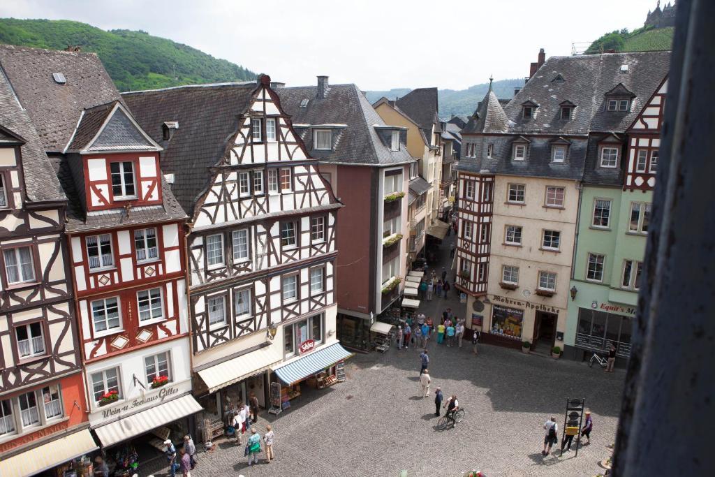 hotel am markt (duitsland cochem) - booking