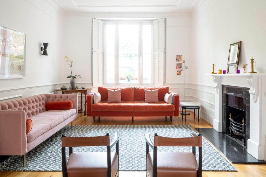 Notting Hill Gate Villa Sleeps 8 WiFi (Regno Unito Londra) - Booking.com