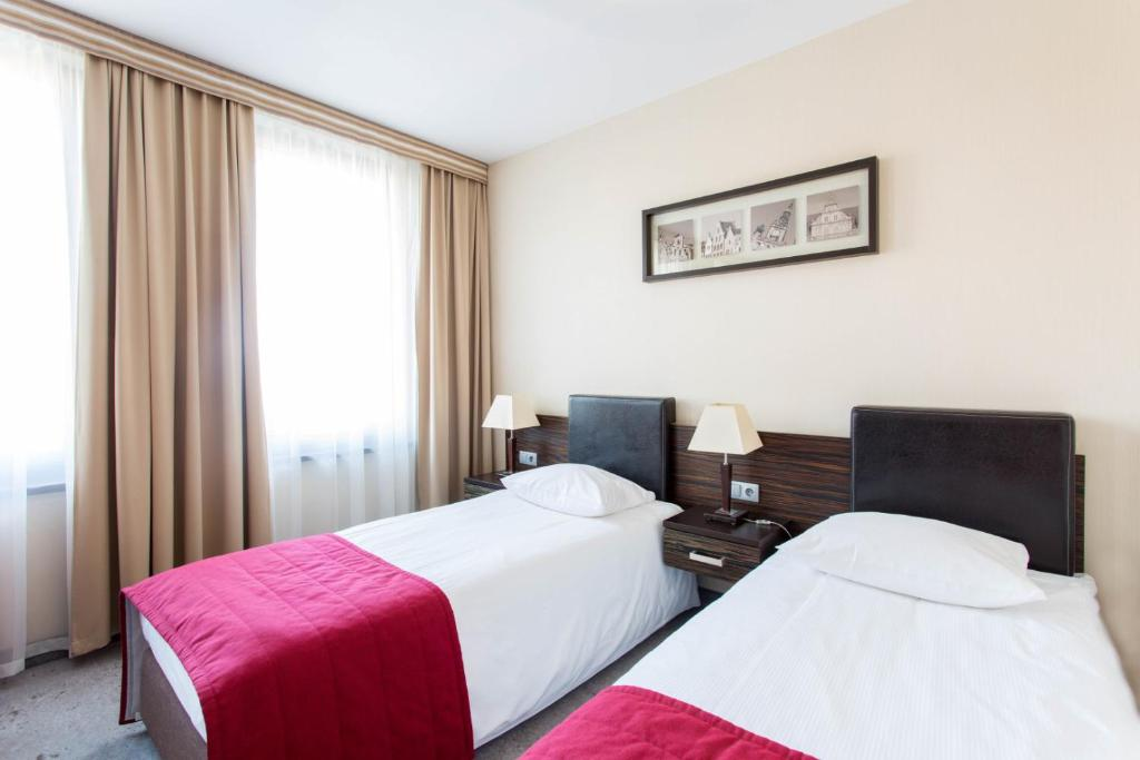 Hotel Qubus Hotel Gdańsk Gdańsk Aktualne Ceny Za Rok 2019