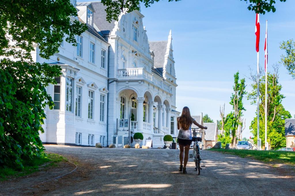 Hotel Kokkedal Castle Dänemark Hørsholm Bookingcom