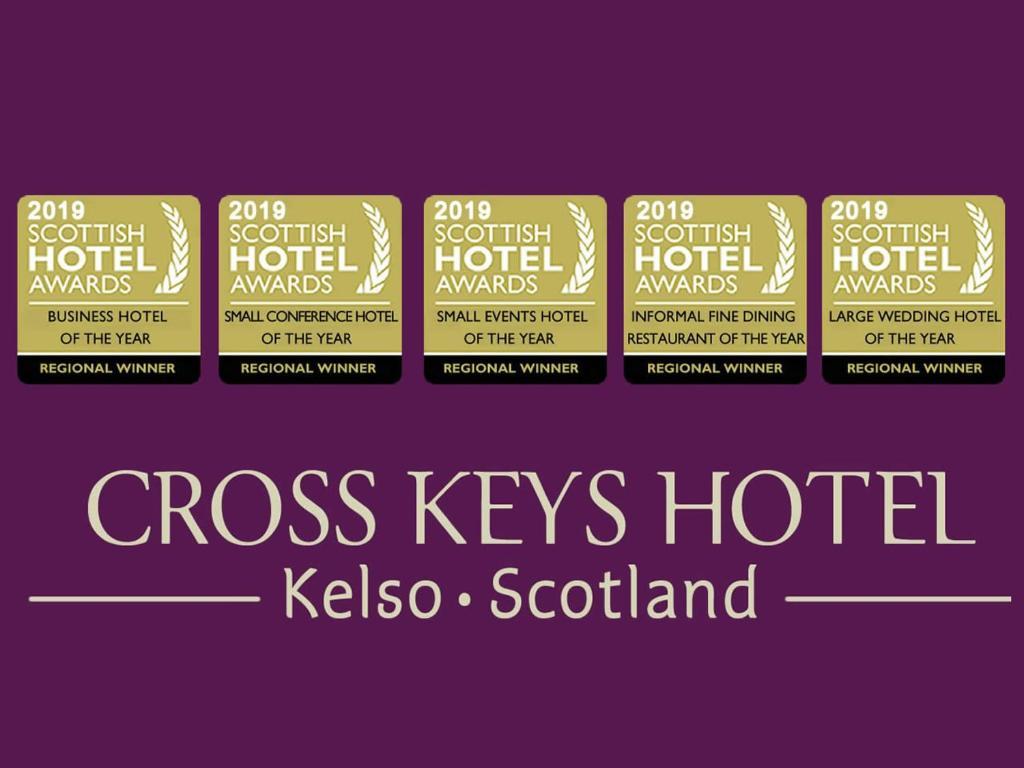 Cross Keys Hotel, Kelso