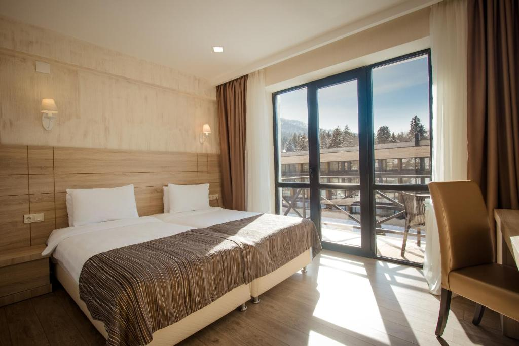 BM Plaza Hotel