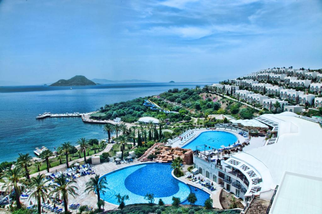 Yasmin Bodrum Resort Turgutreis Turkey Booking Com