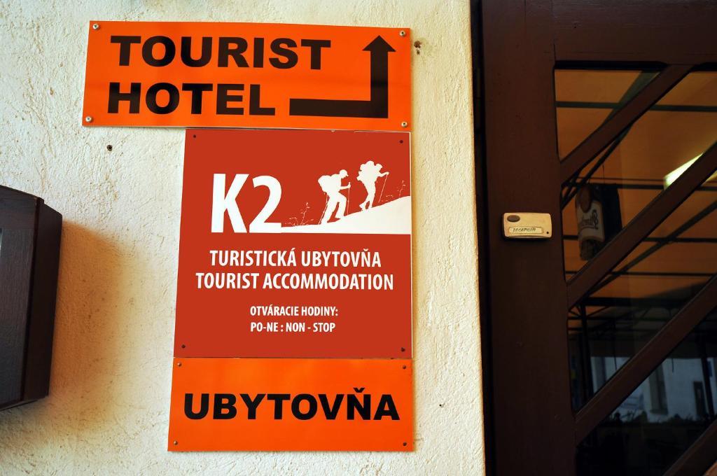 Turisticka ubytovna K2