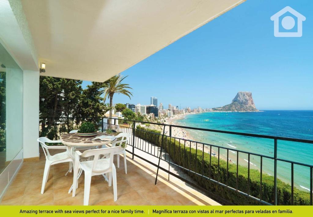 Vakantiehuis Solhabitat Casa Varouna (Spanje Calpe ...