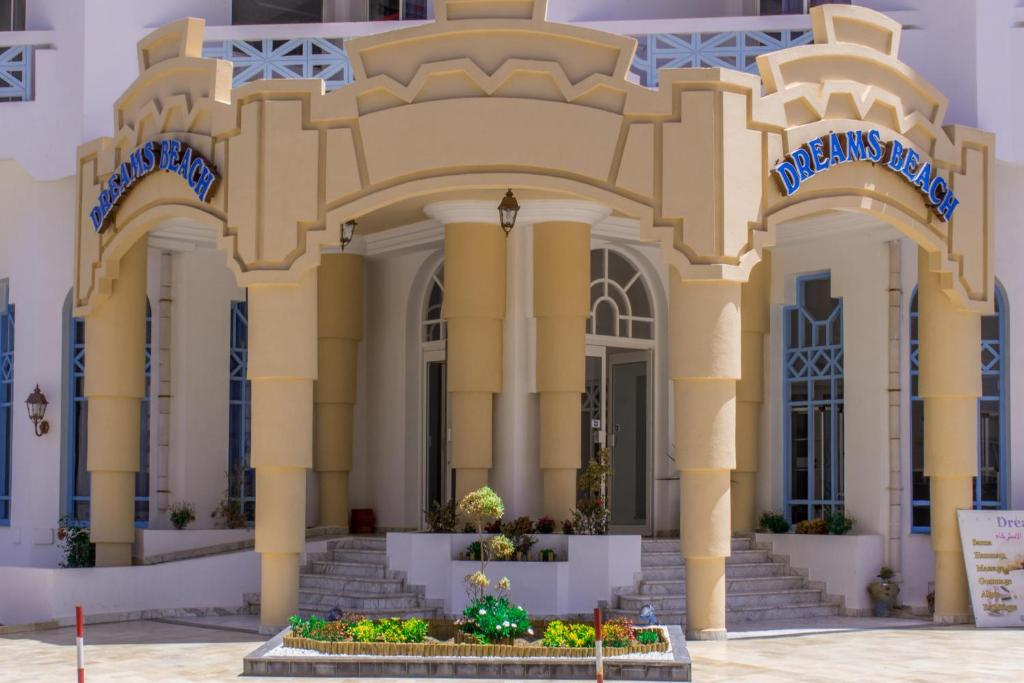 Hotel Dreams Beach Tunesien Hammam Sousse Booking Com