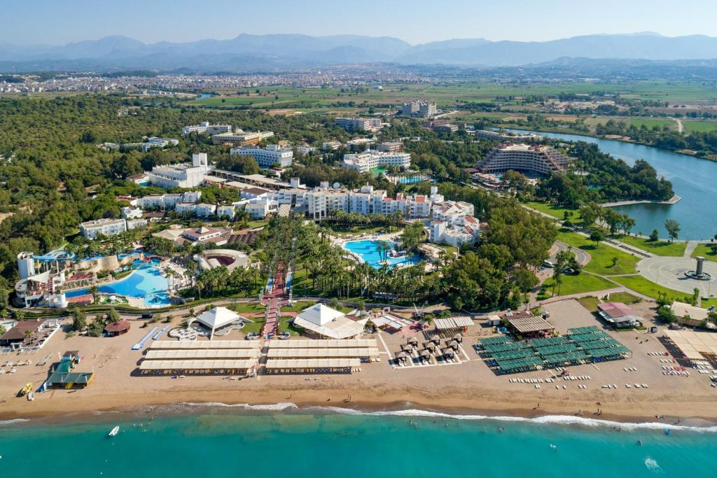 Vista aerea di Otium Hotel Seven Seas-Ultra All Inclusive