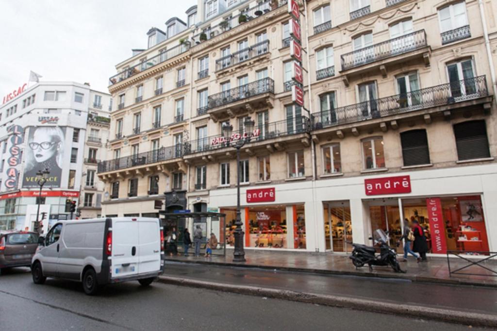 Appart Hotel  Ef Bf Bdme Paris