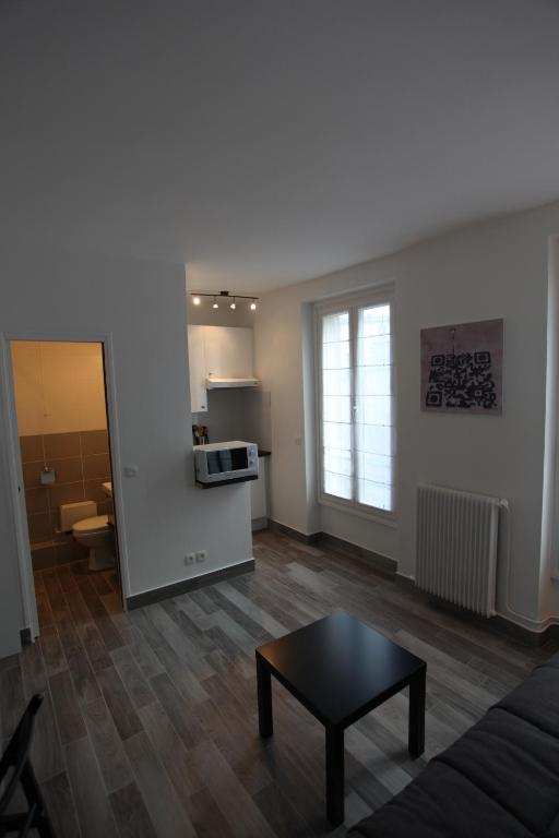 Apartment Studio Meubl Paris France  BookingCom