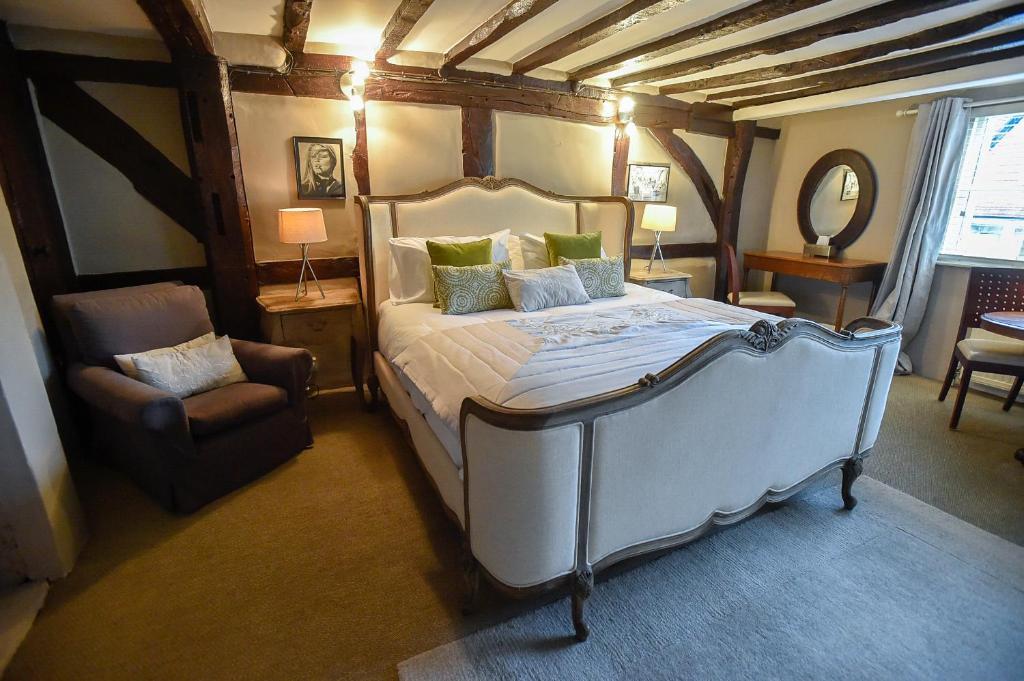Rooms: No7 Rooms, Marlborough