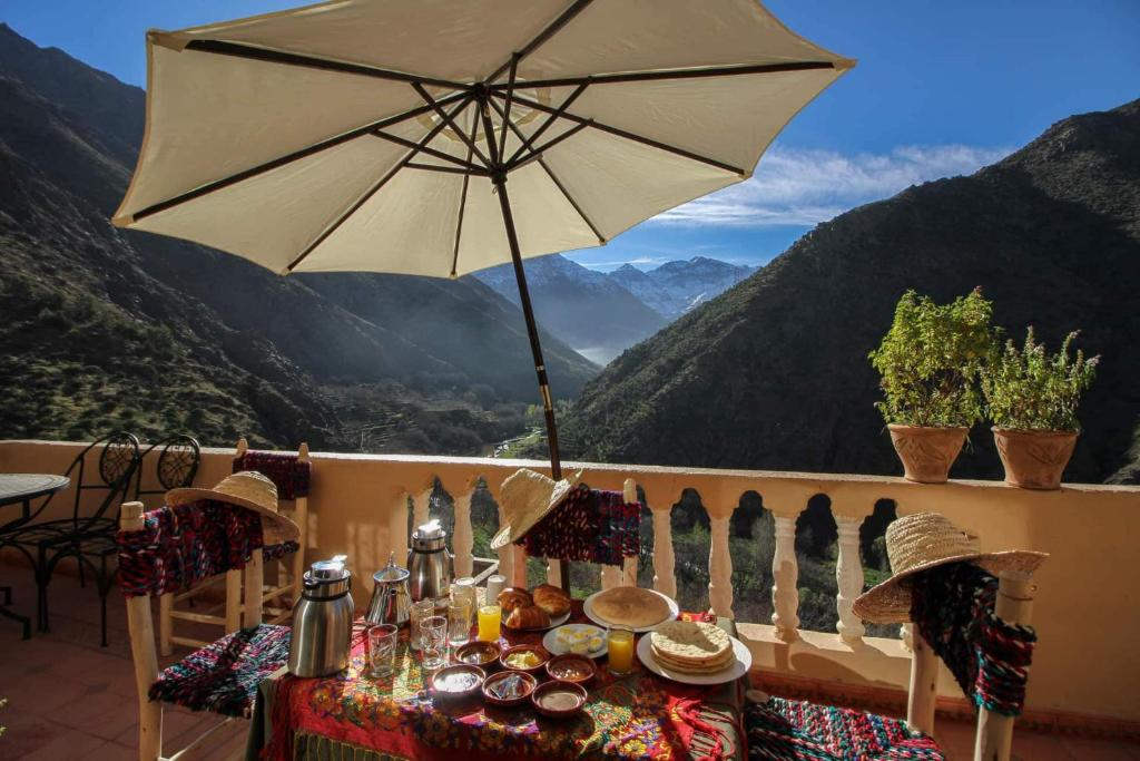 Berber Family Lodge, Imlil, Morocco - Booking com