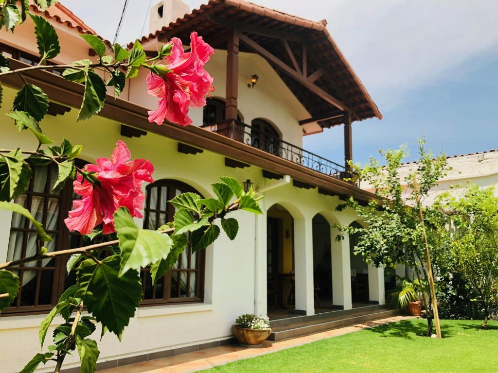 Hotel Boutique La Casa de Margarita