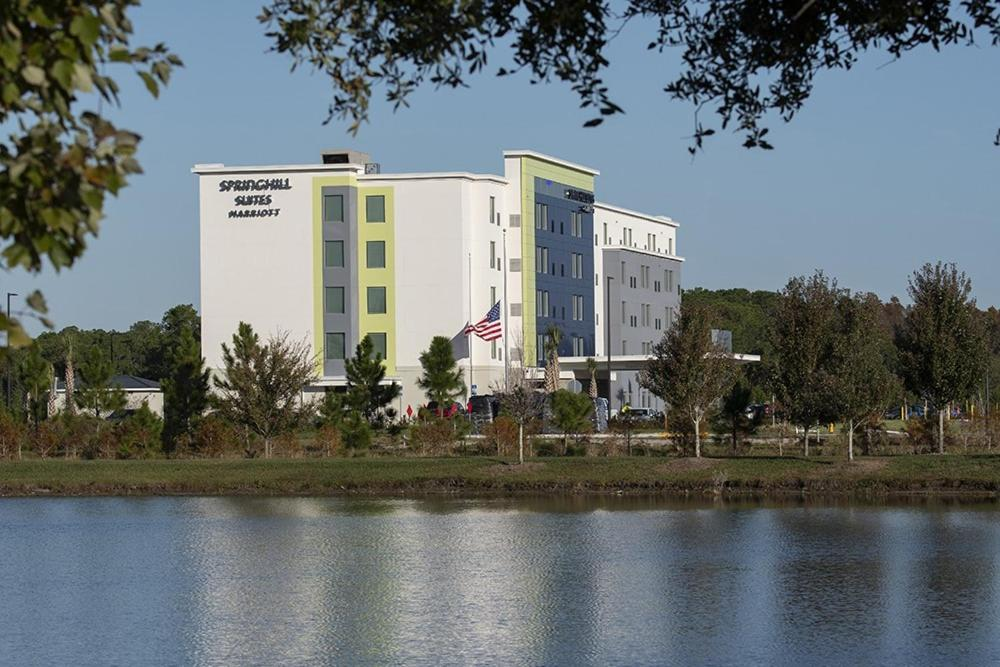 Hotel Springhill Suites By Marriott Tampa Land O Lakes Fl