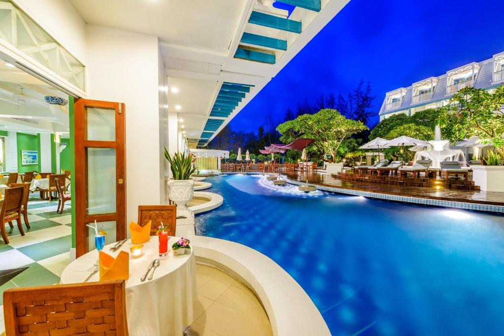 phuket beach hotel case study solution