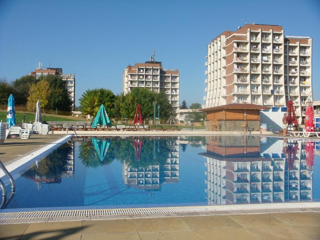 Хотел Комплекс Павел Баня - Сапарева Баня