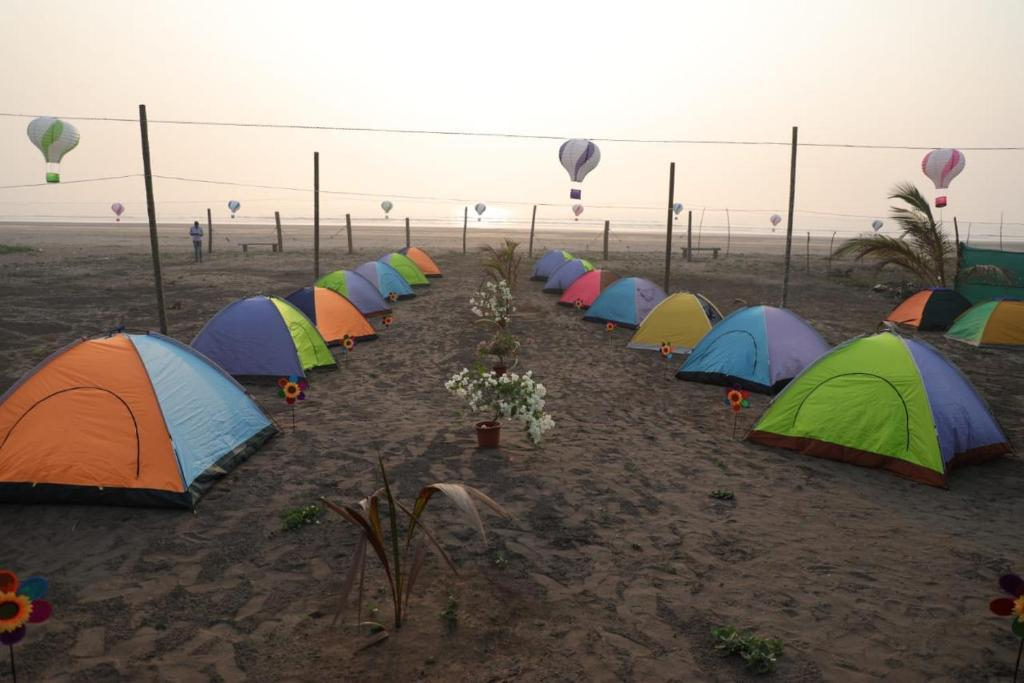 Hotel Tent Adda Alibaug India Bookingcom