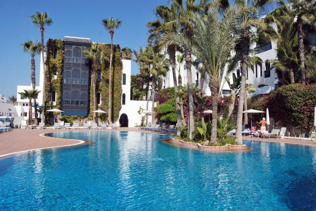 Hotel Mogador Al Madina Marokko Agadir Booking Com