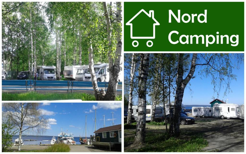 The swimming pool at or near Nord Camping