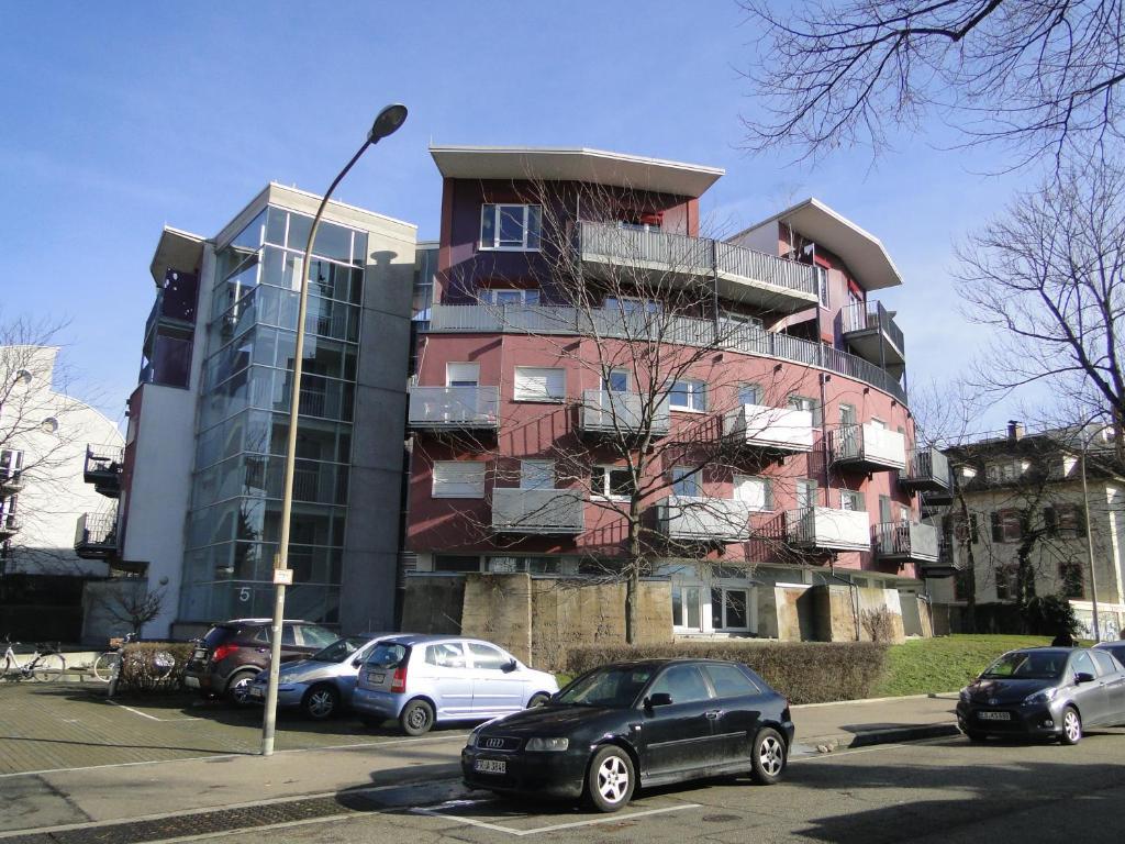 a0d26719d9e6ae Business Apartment am Hauptbahnhof (Deutschland Freiburg im Breisgau ...