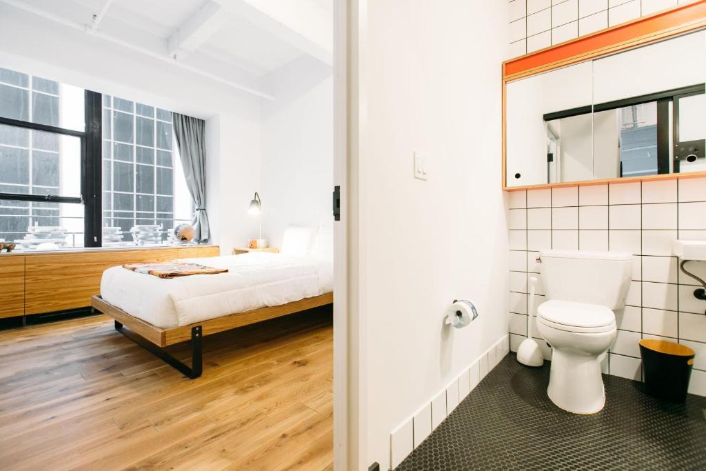 Condo Hotel Welive Wall Street New York Ny Booking Com
