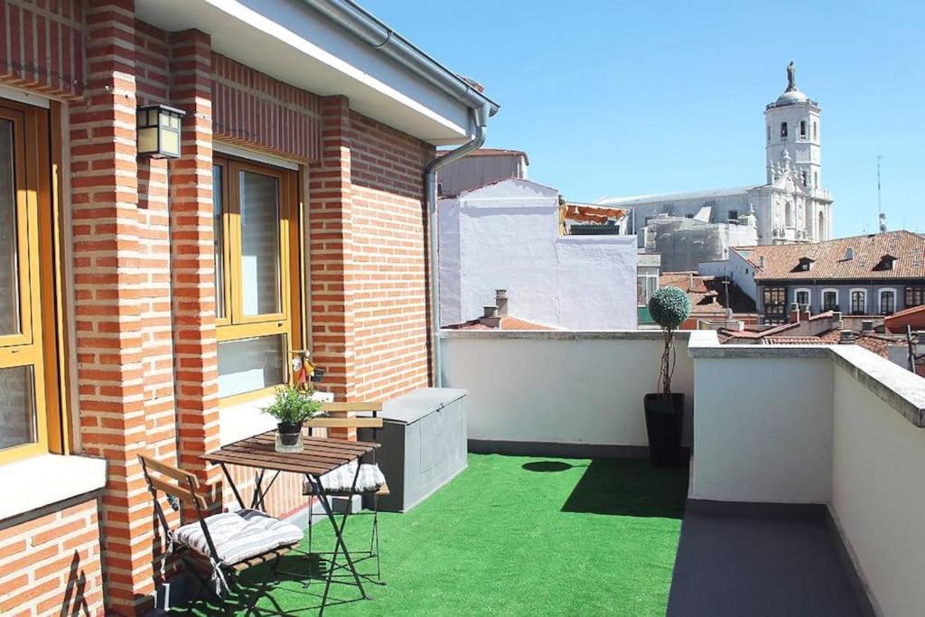 Ático Reformado con Gran Terraza VUT-47-19, Valladolid ...