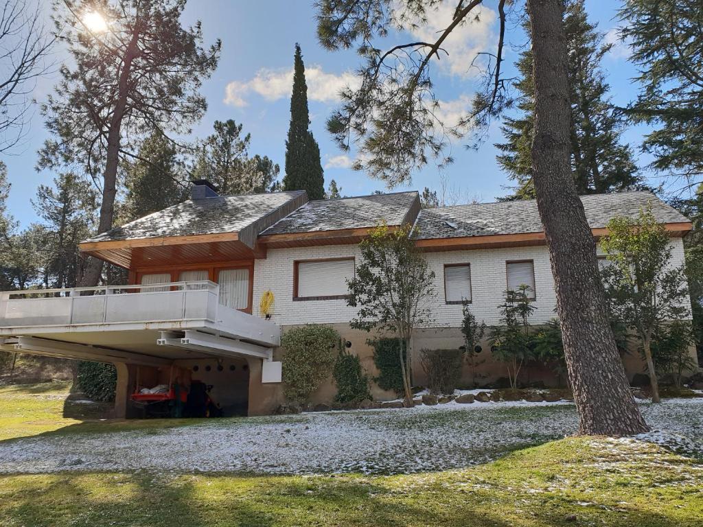 Chalet en Preciosa Finca (Espanha Guadarrama) - Booking.com