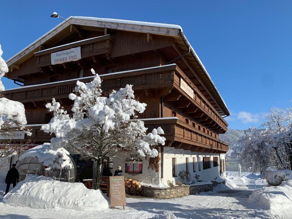 Hotel Seegarten Deutschland Bad Wiessee Booking Com