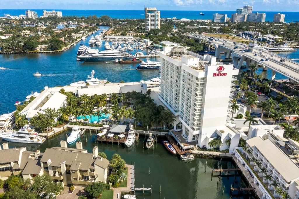 Hilton Fort Lauderdale Marina Reserve Now Gallery Image Of This Property