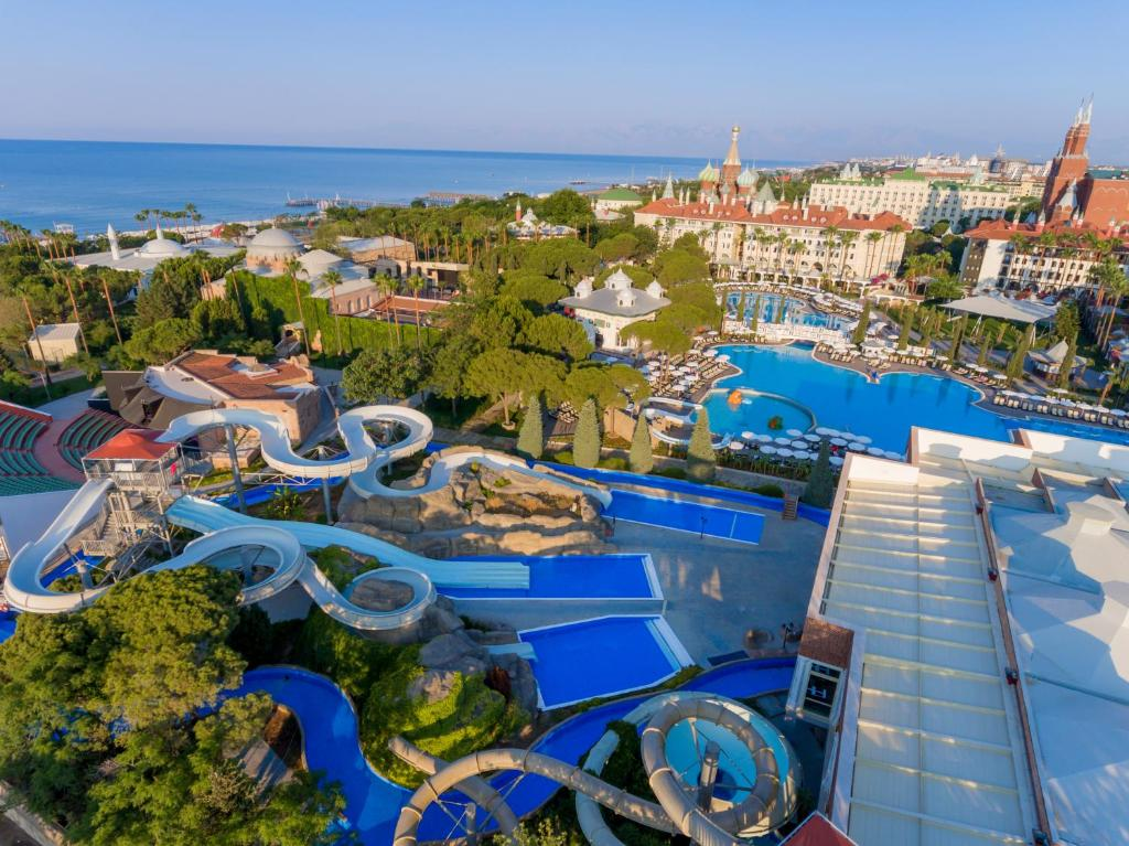 Шикарный отель в Анталии! Не упустите момент!