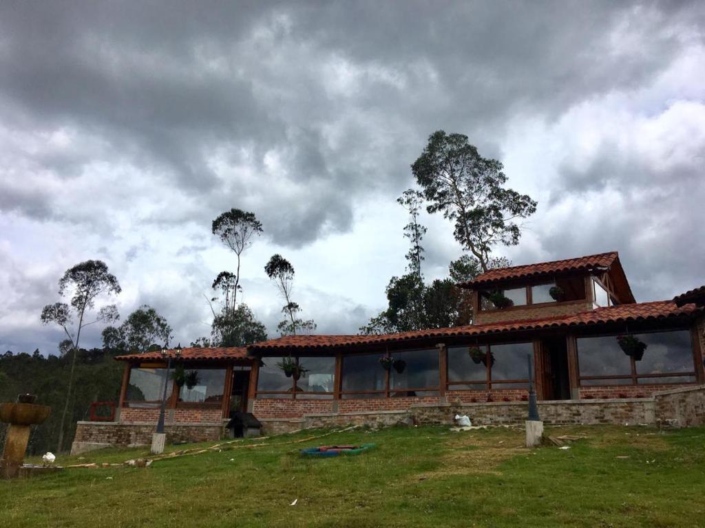 Cabaña El Cofre Casa y Campo Villa de Leyva - Arcabuco ...