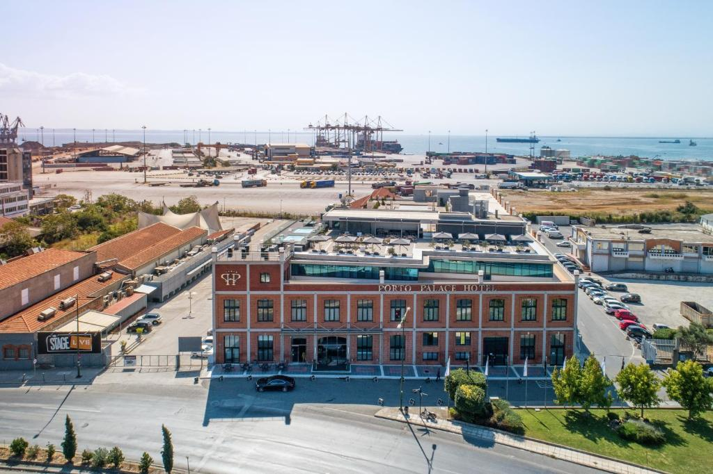 Porto Palace Hotel Thessaloniki Greece Bookingcom - The-met-hotel-in-thessaloniki-greece-is-for-the-elite