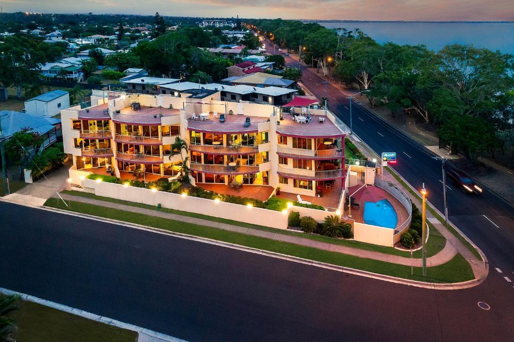 A Bird S Eye View Of Alexander Beachfront Apartments