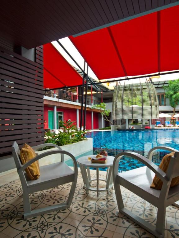 Red Ginger Chic Resort