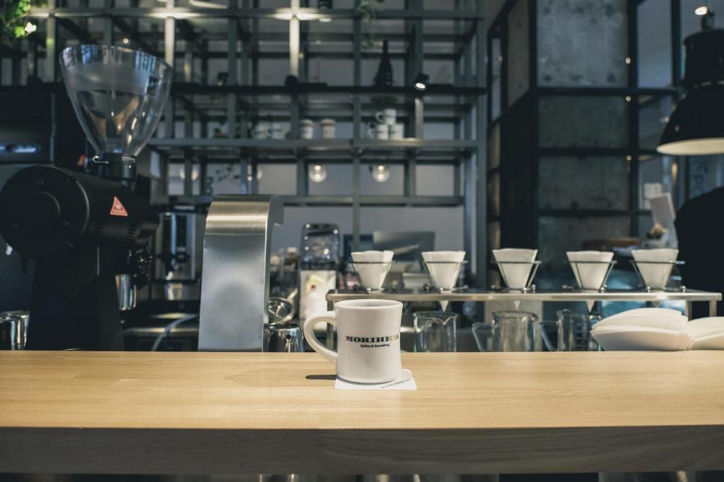 ポイント3.コーヒー好きにはたまらないカフェバー