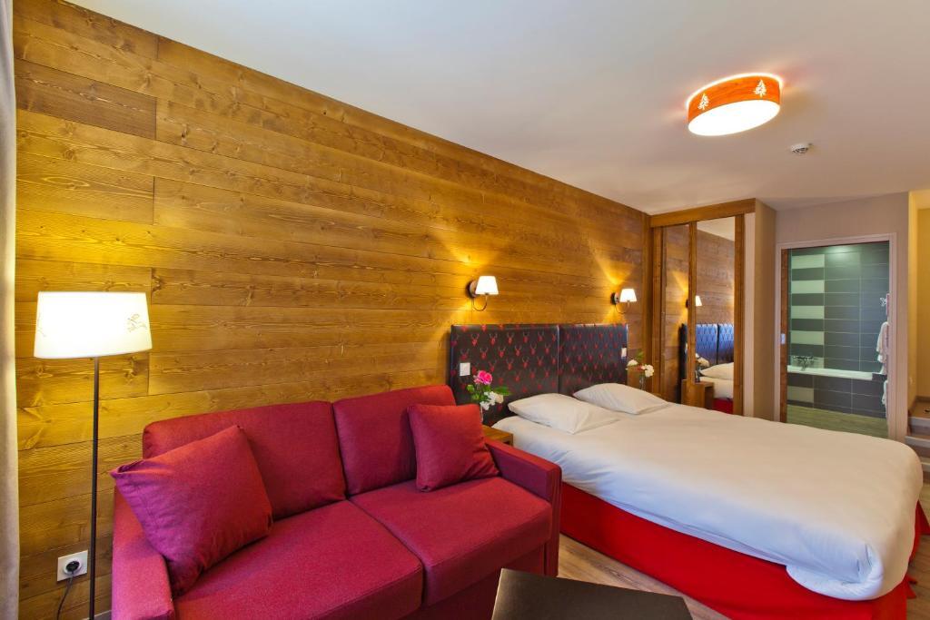 hotel les 2 lacs (france clairvaux-les-lacs) - booking