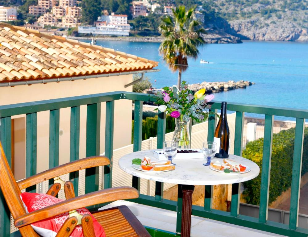 Apartments In Fornalutx Majorca