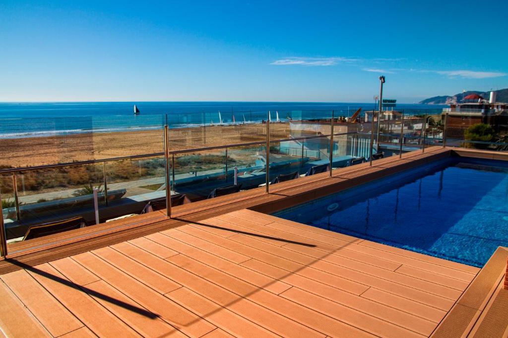 Apartaments Maritim Castelldefels Spain Booking Com