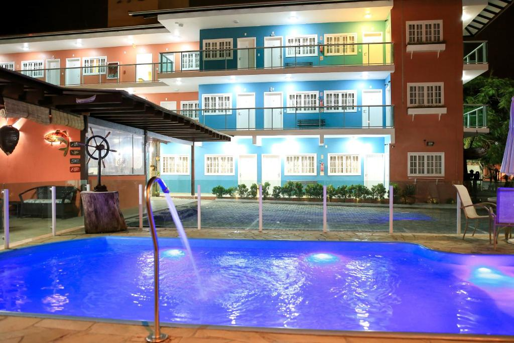 The swimming pool at or near Pousada Quinta da Baleeira
