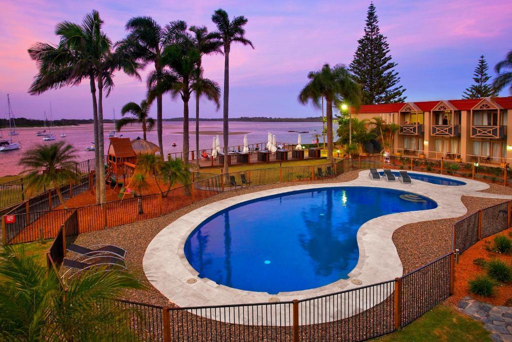 Hotel Waters Edge Boutique, Port Macquarie, Australia - Booking com