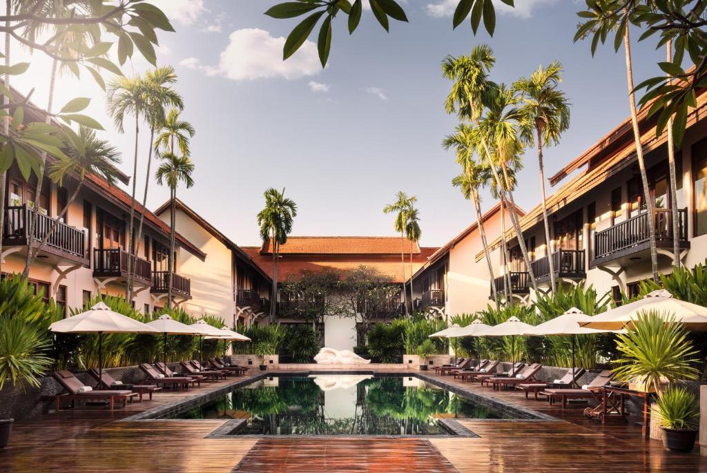 Anantara Angkor Resort Kambodscha Siem Reap Booking Com