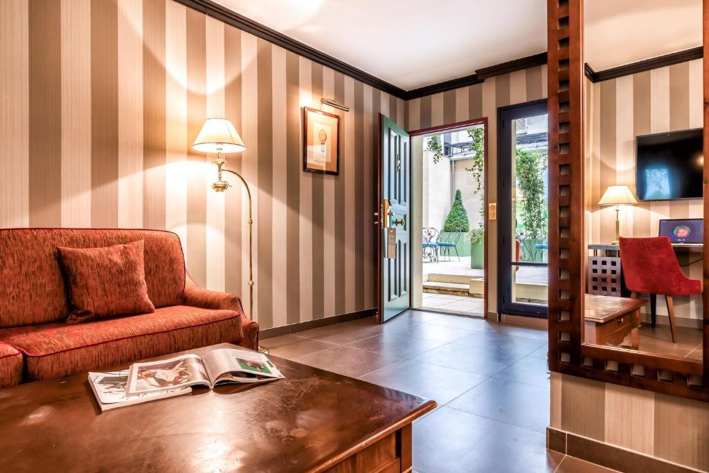 Villa Panthéon, Parigi – Prezzi aggiornati per il 2019