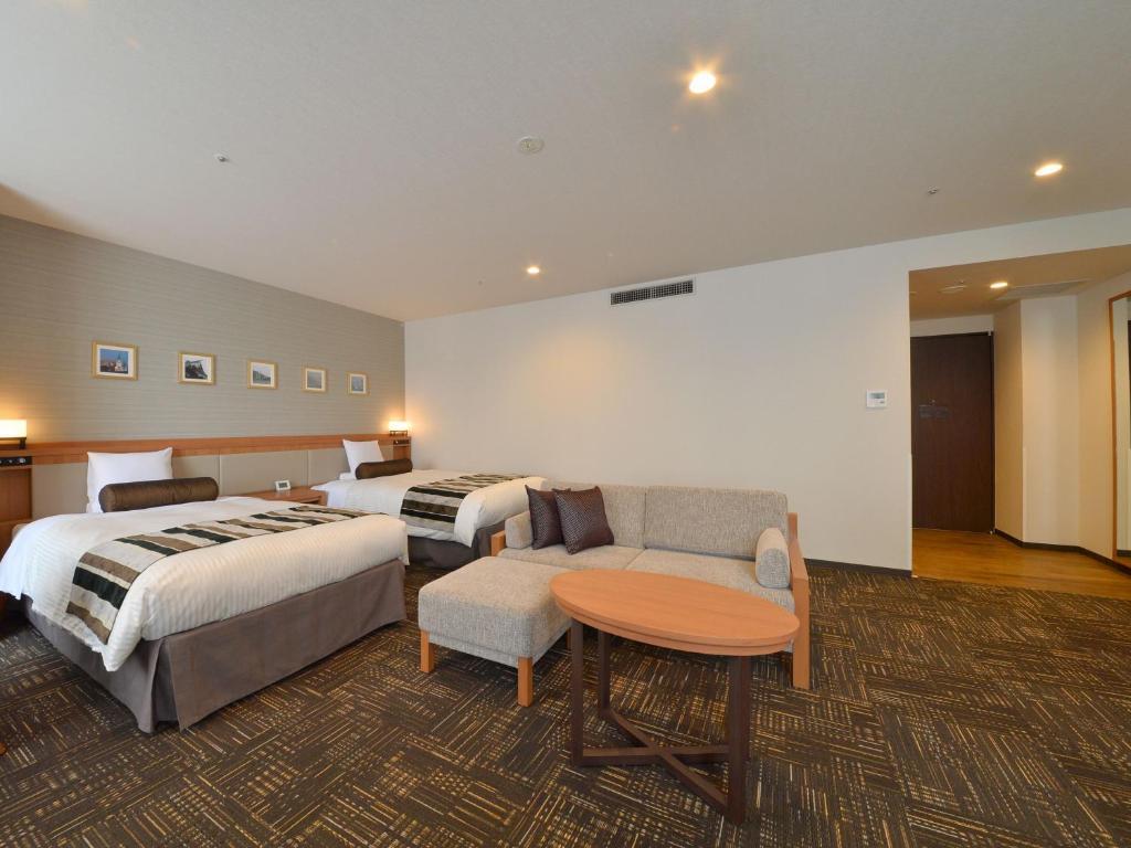ポイント2.用途や予算によって選べる多彩な客室