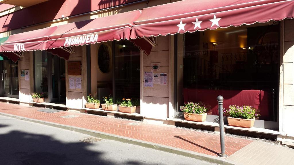 Hotel Primavera Levanto Italy Booking Com