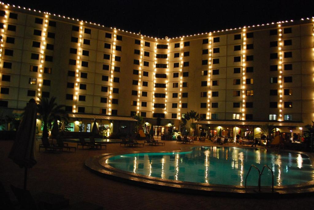 Hotel Golden Tulip Festac Lagos, Nigeria - Booking com