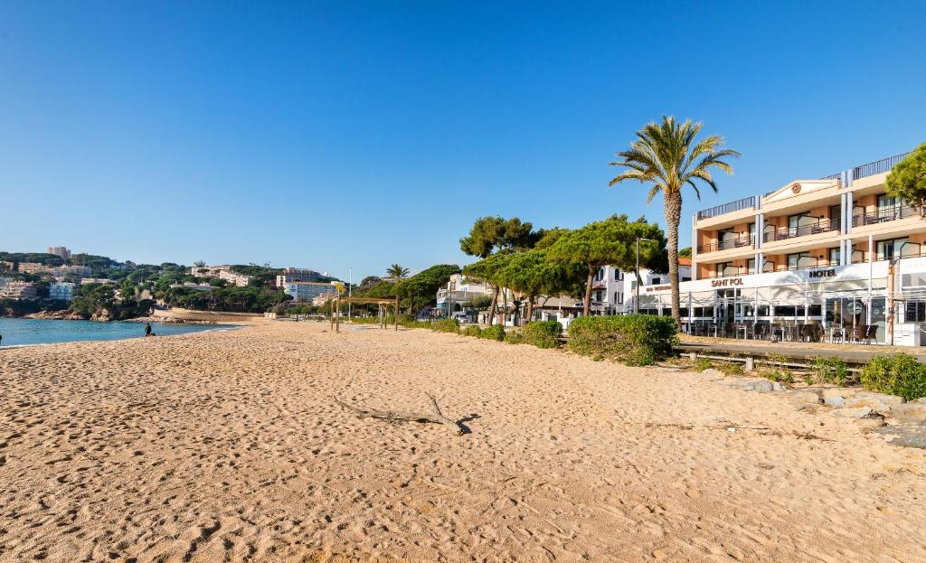 Hotel Restaurant Sant Pol (Espanha Sant Feliu de Guixols ...