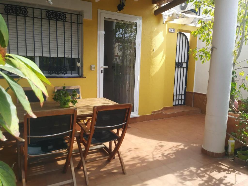 Vakantiehuis Casa en el Centro de Cabo (Spanje Cabo de Palos ...
