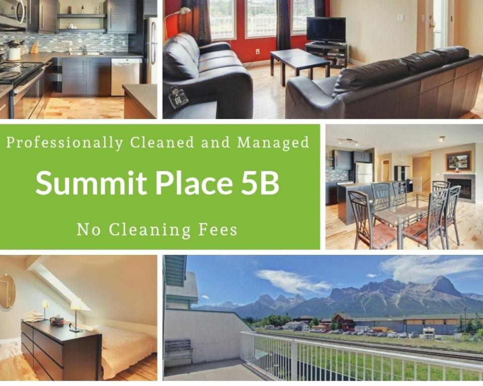 Apartment Summit Place 5b By Rockies Rentals Canmore Canada