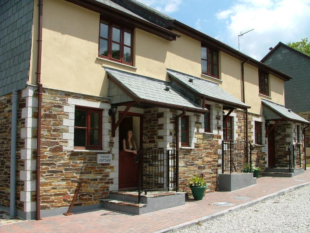 Juliots Well Cottages Camelford UK