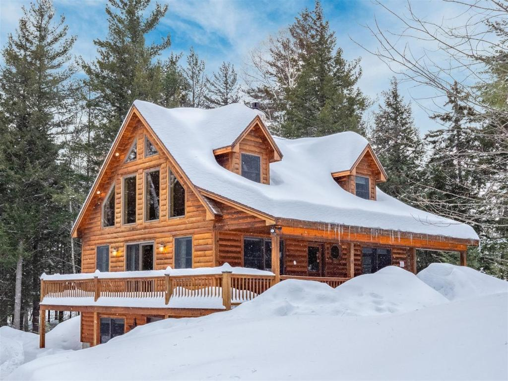 vacation  will view ski chalet  bethel  me